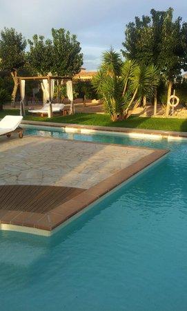 Agroturismo Ca n'Arabi: piscina