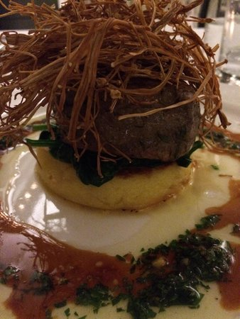 Sofitel Sydney Wentworth Restaurant: Beef Tenderloin