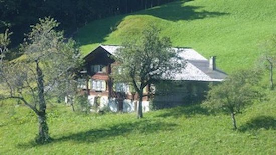 Männlichenbahn Grindelwald: vue depuis la télécabine