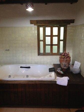 Casa Na Bolom: baño