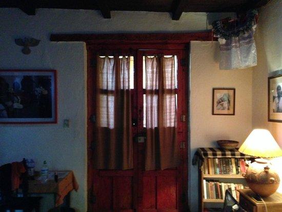 Casa Na Bolom: entrada
