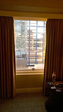 Hyatt Regency Bellevue: view from a standard room