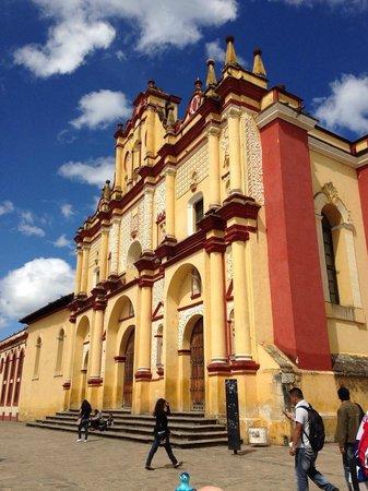Casa Na Bolom: iglesia