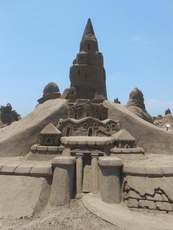 Sculpture - Picture of Sandland, Antalya - TripAdvisor
