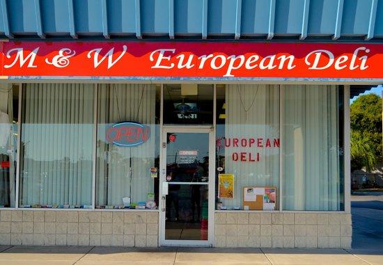 M&W European Deli