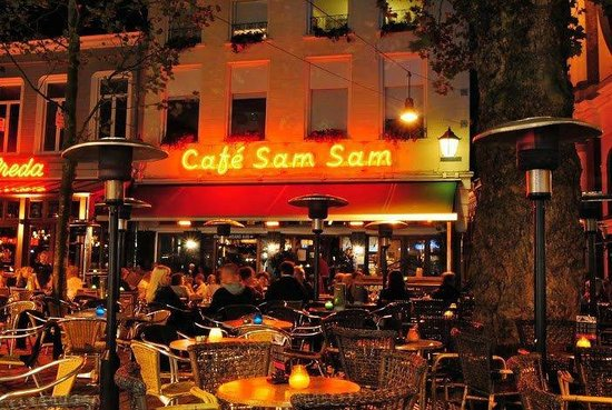 Cafe SAMSAM