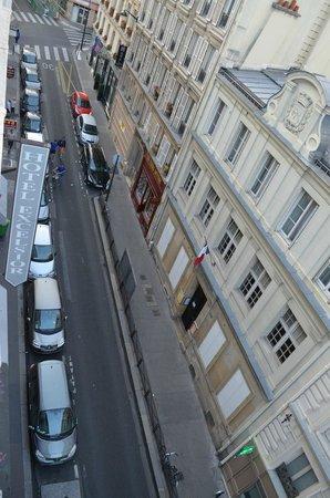 Hotel Excelsior Latin: Vista dalla camera n. 54, piano 5°