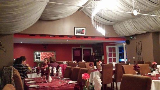 Lounge India: Great venue