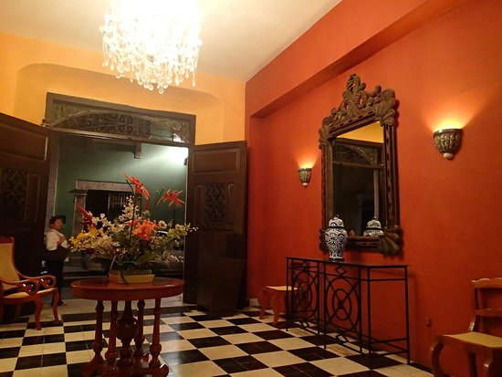 Mision Campeche : lobby