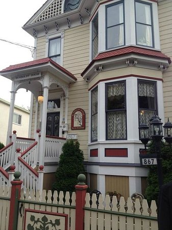 Humboldt House Bed & Breakfast Inn: The B&B