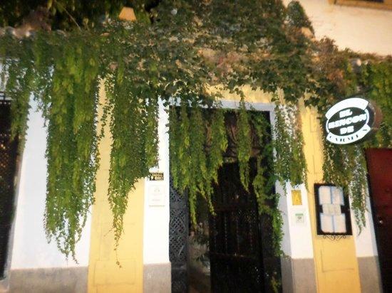 El Rincon de Carmen: Entrata