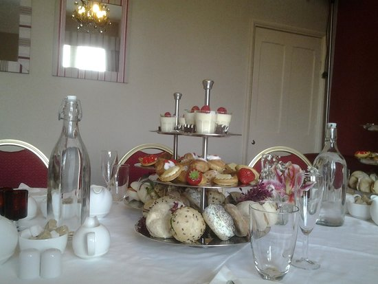 No. 16: Celebration Afternoon Tea