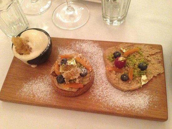 Brasserie Most : десерт