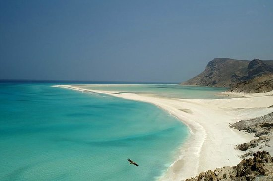 Socotra Island: Ditwah lagoon