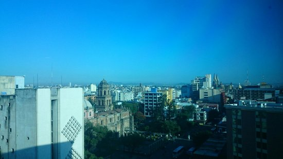 Hotel Aranzazu Centro Historico: Vista desde mi cuarto