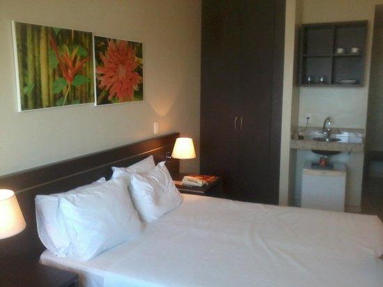 Hotel Saint Paul: vista do quarto