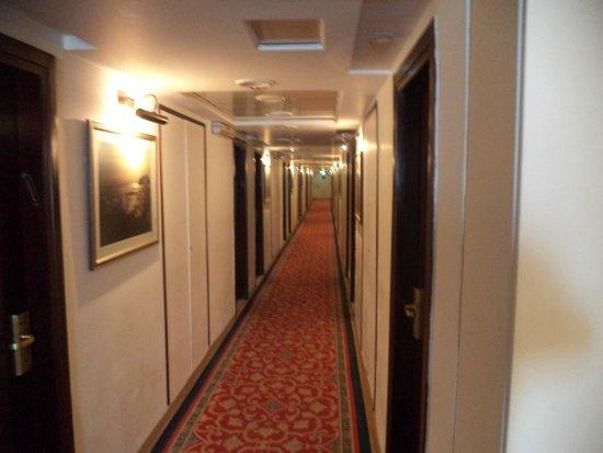 Jerusalem Gold Hotel : hall das suites