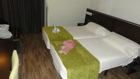 Hotel Castillo de Ayud: Habitación 307