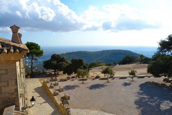 Algaida, สเปน: Vista - View - Aussicht