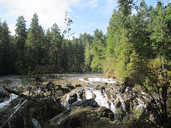 Nanaimo, Canadá: Upper Falls #3