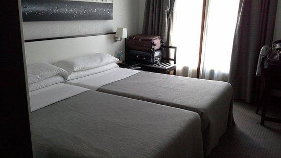 Hotel Macia Plaza: Habitacion Exterior