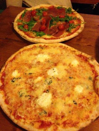 Pizzeria Da Sergio: Pizzaaa