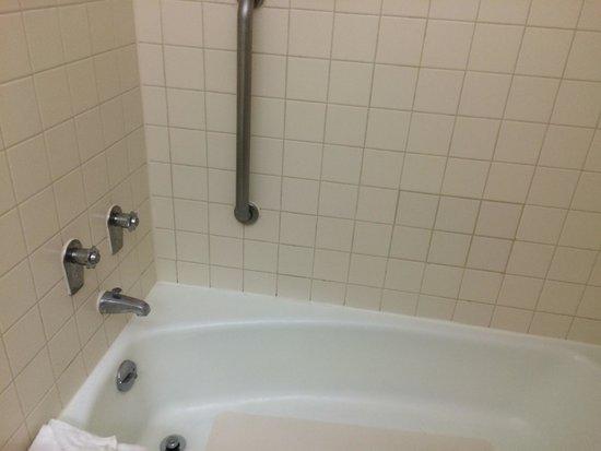 Willowbrook Inn: Room Tub