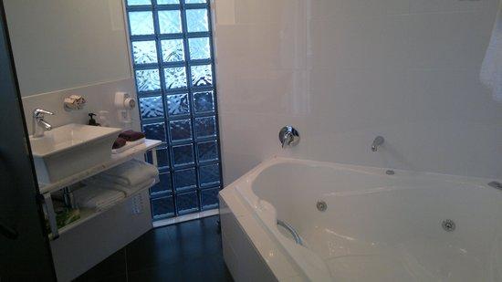 The Tauranga on the Waterfront Motel : Bathroom