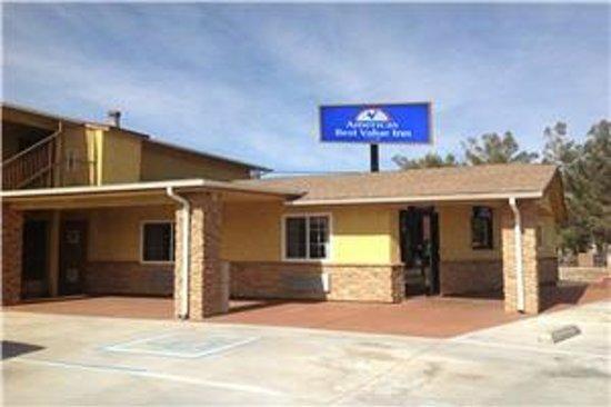 Americas Best Value Inn - Adelanto/Victorville : Americas Best Value Inn - Adelanto, California