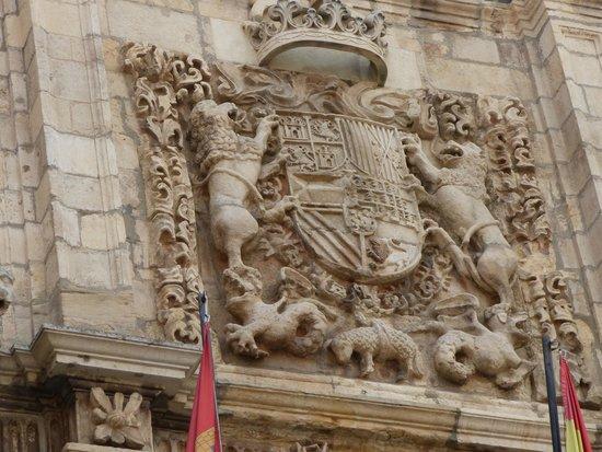 Ayuntamiento de Astorga: ESCUDO DEL AYUNTAMIENTO