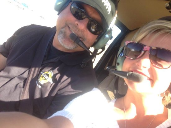 Arizona Helicopter Adventures: starting up