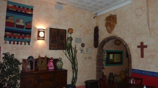 Amigos Mexican Restaurant: intérieur