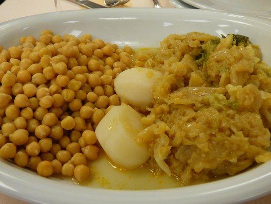 La Peseta Restaurante Hotel: FUENTE DE GARBANZOS