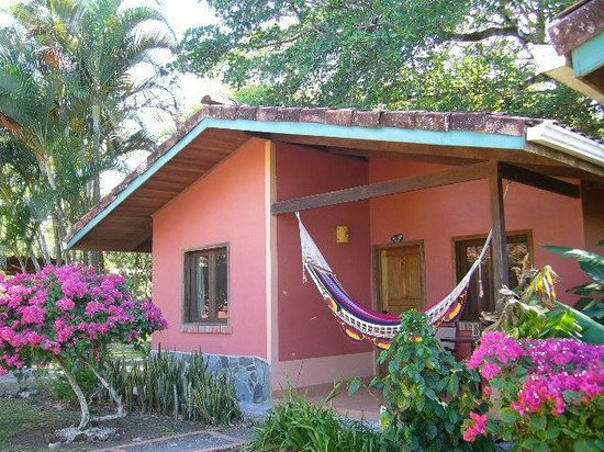 Finca El Mirador: bungalow