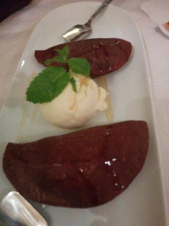 Ravi's Kitchen: Chocolate samosa.. the best..yummy