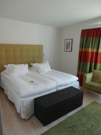 Avalon Hotel : unser Zimmer