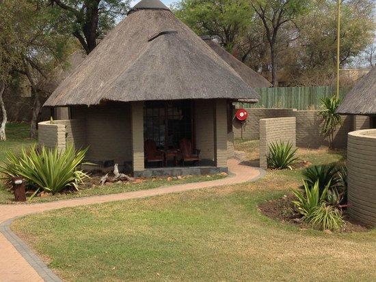 Arathusa Safari Lodge: Notre lodge