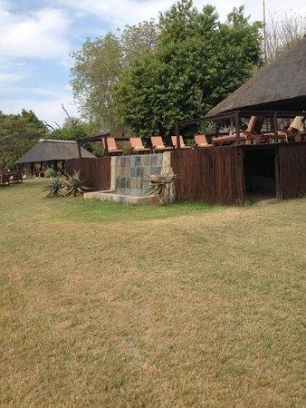 Arathusa Safari Lodge: La piscine