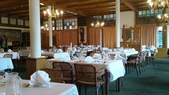 Restaurant des Hotel van der Werff