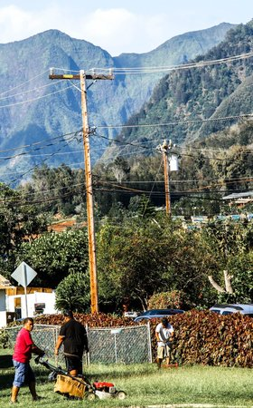 Northshore Hostel Maui : Wailuku, ciudad