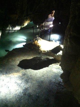 Höllgrotten: Grotte