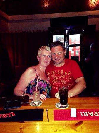 Bob's Bar: Great nights in Bobs - July 2014