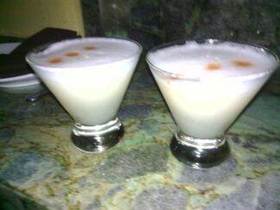 Limon : Pisco-Sour