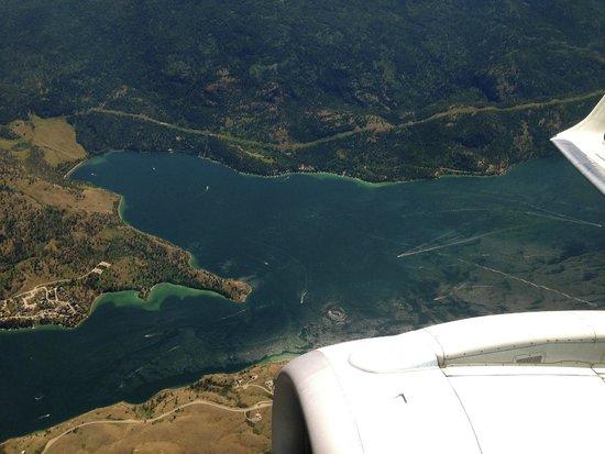 Predator Ridge Resort : From the air