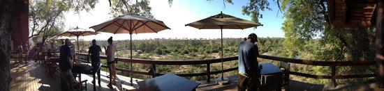 Londolozi Private Game Reserve, Südafrika: Un décor fantastique