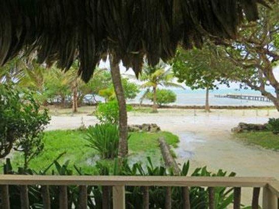 Hotel del Rio : View from porch
