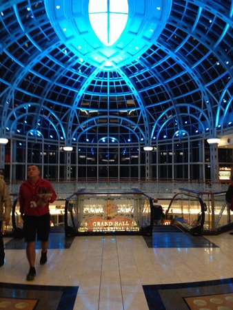 Fallsview casino stores first casino las vegas