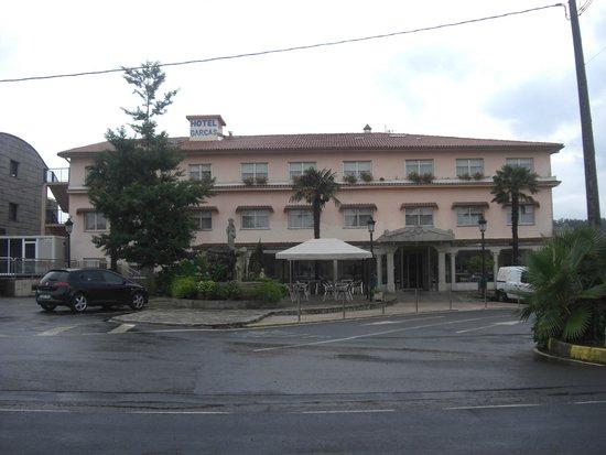 Hotel Garcas: Exterior hotel