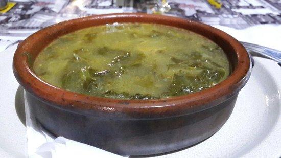 A Trastenda: Caldo gallego