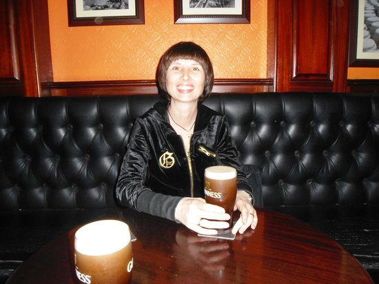 The Dubliner: My wife